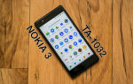 Решение проблем Nokia 3: сброс настроек, разборка, замена аккумулятора