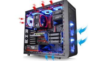 Правильная установка вентиляторов в корпус компьютера: какой стороной и в какой разъём