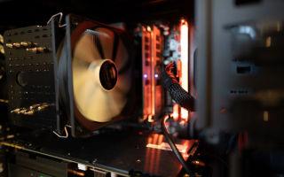 Отчёт по сборке игрового компьютера для фото и видео монтажа