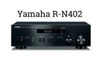 Стерео ресивер Yamaha R-N402: общие впечатления, настройки
