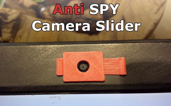 Шторка для ноутбучной камеры