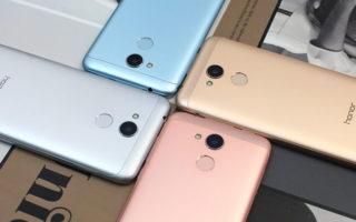 Huawei Honor 6A (DLI-TL20): инструкция, настройки, решение проблем