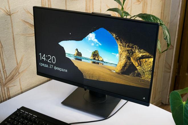 """Dell 22"""" monitor p2219h"""