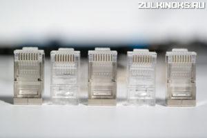 Сетевые коннекторы RJ45