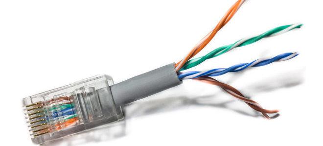 Как правильно обжать интернет кабель дома самостоятельно?